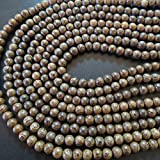 5.5-6mm*216 Prayer Beads Wenge Wood Tibet Buddhist Prayer Mala Lovely Patten