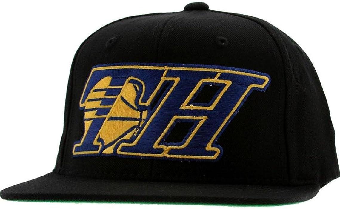 169e2489eb9 The Hundreds Show Snapback Cap - Golden State (black) at Amazon Men s  Clothing store
