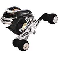Isafish Baitcaster Reels Left/Right Handed Baitcasting Reels 6.3:1 Gear Low Profile Baitcast Bait Casting Fishing Reels 12BB