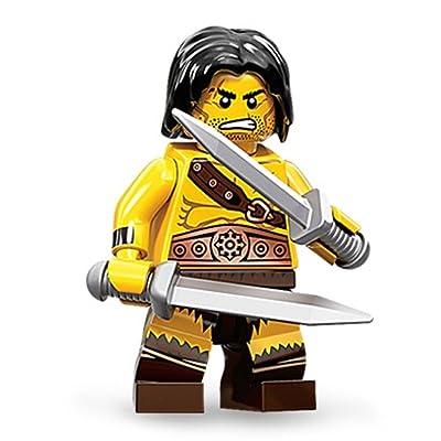 LEGO Minifigure Collection Series 11 LOOSE Mini Figure Barbarian: Toys & Games