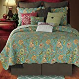 C&F Enterprises Jasleen Queen Quilt