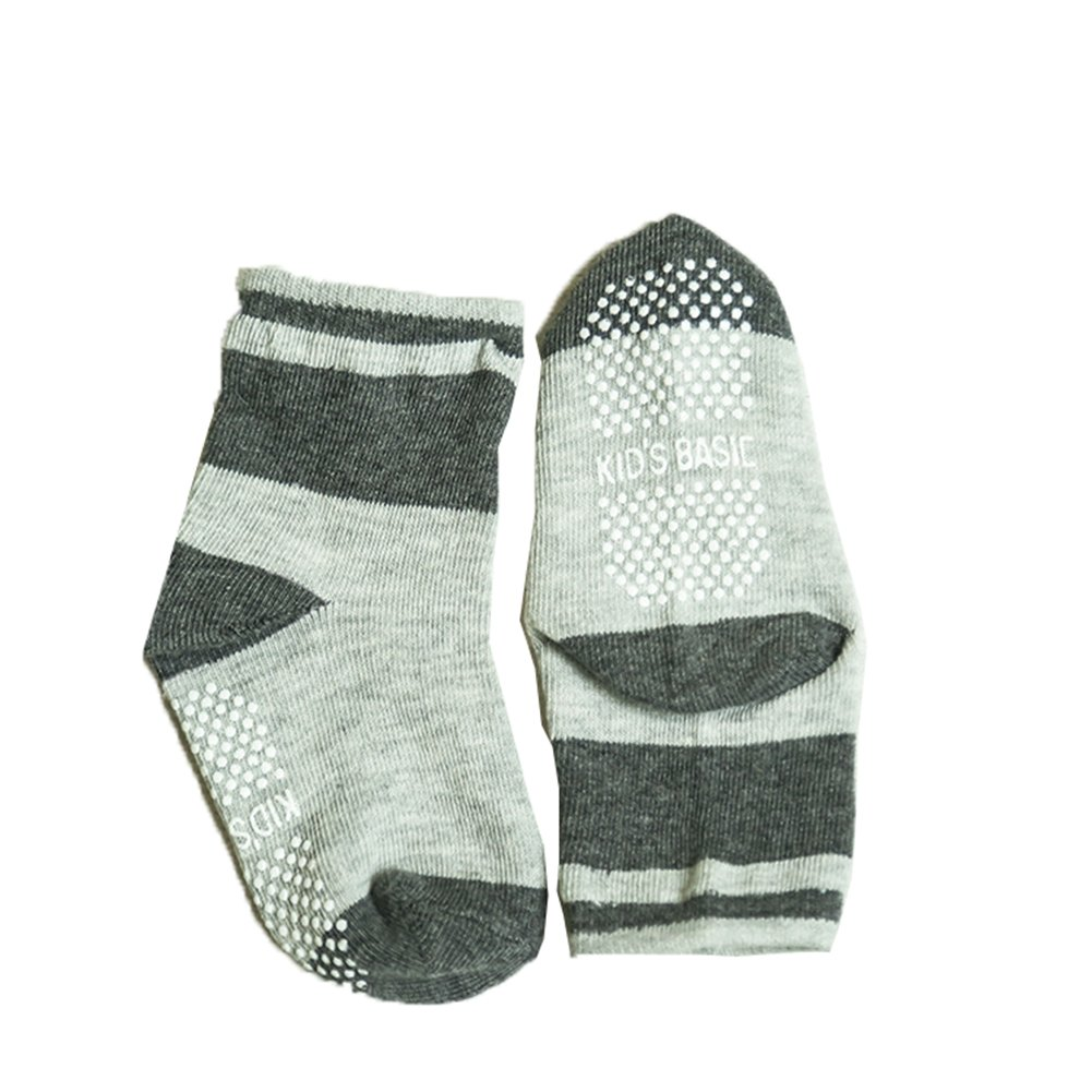 JT-Amigo 12er Pack Baby Jungen ABS Antirutsch Socken