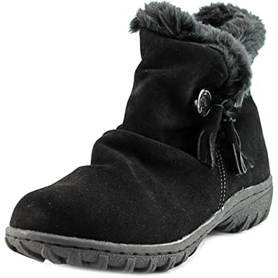 Khombu Isabella Damens US 5 5 US schwarz Winter Boot   Schuhes dbed90
