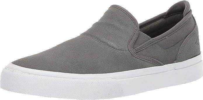 Emerica Wino G6 Slip-On Sneakers Herren Grau