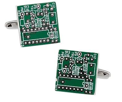 amazon com cuff daddy green circuit board computer chip motherboard