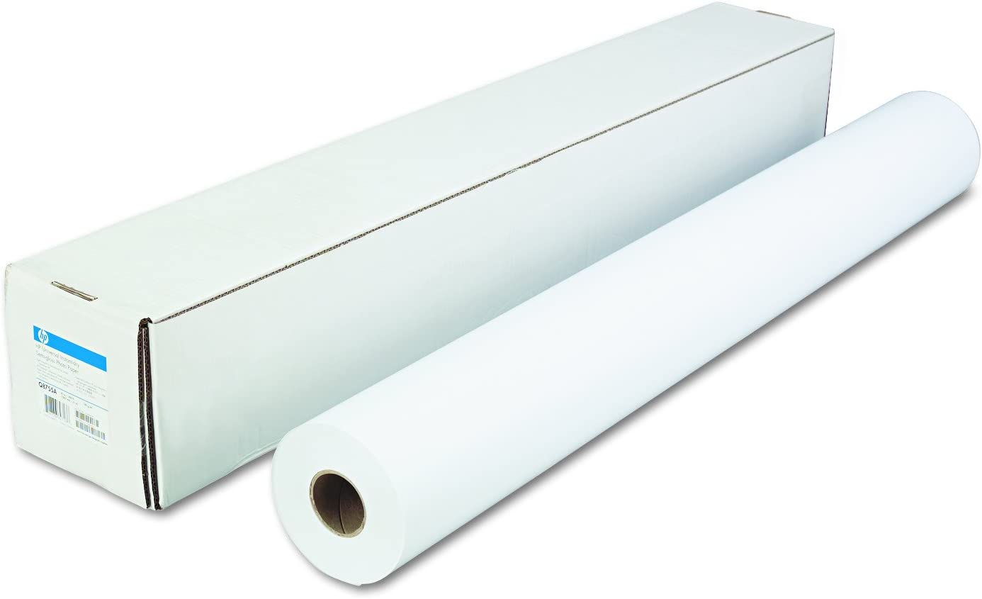 HP Universal Instant-Dry Semi-Gloss Photo Paper (42 Inches x 200 Feet Roll)