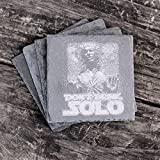 Don't Drink Solo - Slate Coasters - Set of 4