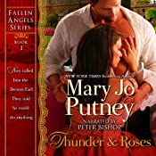 Thunder and Roses: Fallen Angels, Book 1 | Mary Jo Putney