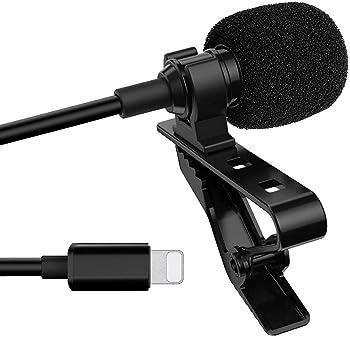 Asaiteke Lavalier Microphone for iPhone