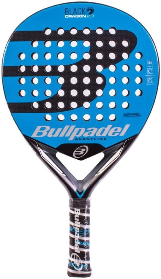 BULLPADEL BLACK DRAGON 2.0: Amazon.es: Deportes y aire libre