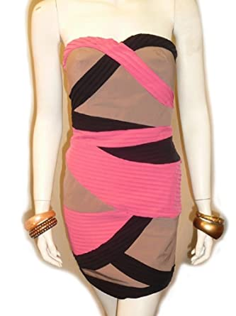 Ark Co Strapless Dress