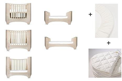 White Wash Leander de bebé y cuna + 1 juego (=2 unidades) Original