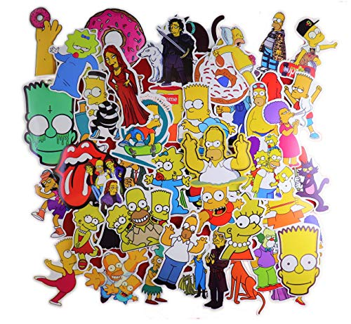 simpson decal - 1