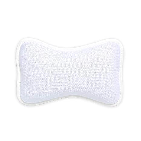 Luxury Home suave Spa baño almohada espalda, cuello soporte ...