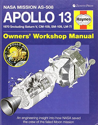 - Apollo 13 Owners' Workshop Manual: An engineering insight into how NASA saved the crew of the failed Moon mission