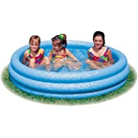 Intex 59416NP - Piscina hinchable 3 aros azul