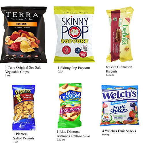 Review Healthy Snacks (Count 30) – Discover a whole new world of Healthy Snacks