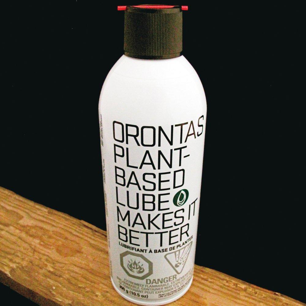 Orontas Plant-Based Lube Spray (10.5-Ounce)