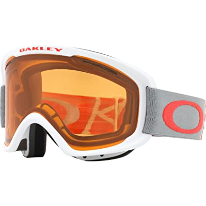 767a2db29 Oakley O-Frame 2.0 XM Snow Goggles, Basket Case Iron Coral Frame, Persimmon