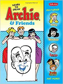 archie veronica how to draw