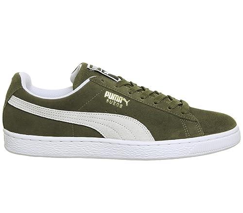 PUMA Suede Classic Herren Taupe Wildleder Sneaker 7 UK
