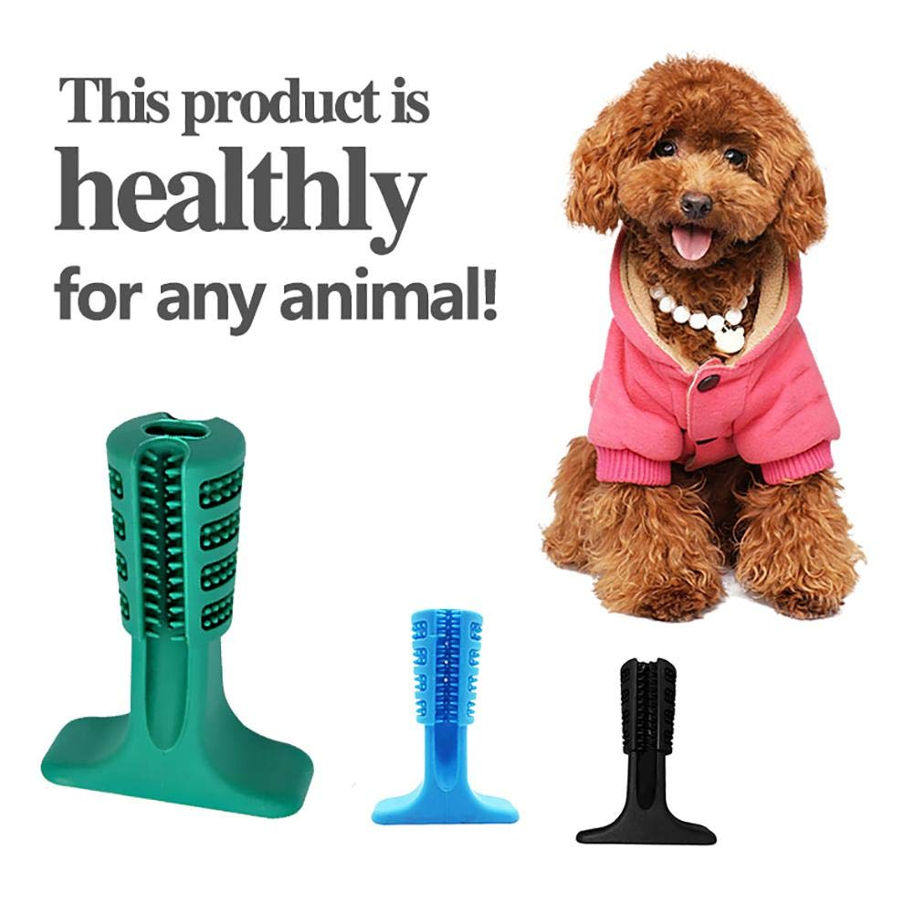 Pet Dog Puppy Toothbrush Brushing Stick Teeth Cleaning Health Oral Care Tool Dog Pets Supplies