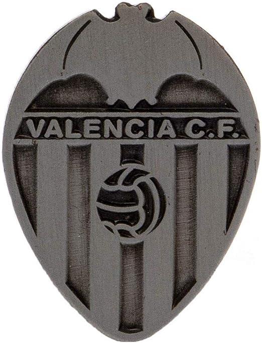 Valencia CF - Pin plateado (Talla Única) (Plata): Amazon.es: Ropa y accesorios