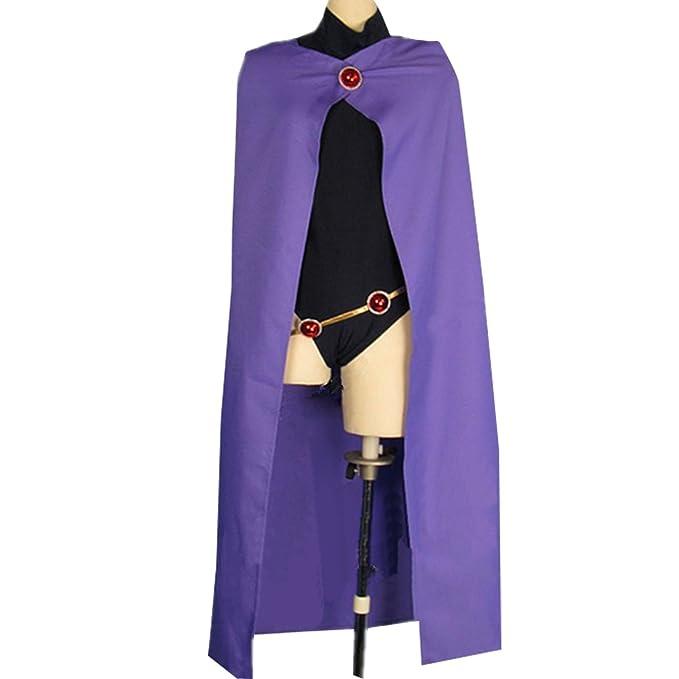 Amazon.com: aglayoupin Anime Cosplay de Raven uniforme ...