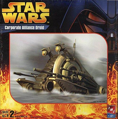 AMT ERTL Star Wars Corporate Alliance Droid Plastic Model Kit #38315