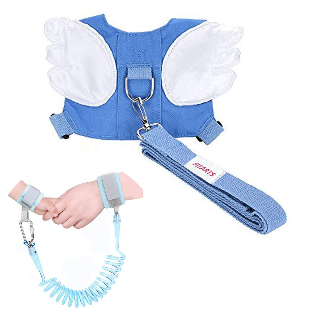 Toddler Anti-Lost Backpack Baby Safety Walking Harness Reins Leash for Child Kid