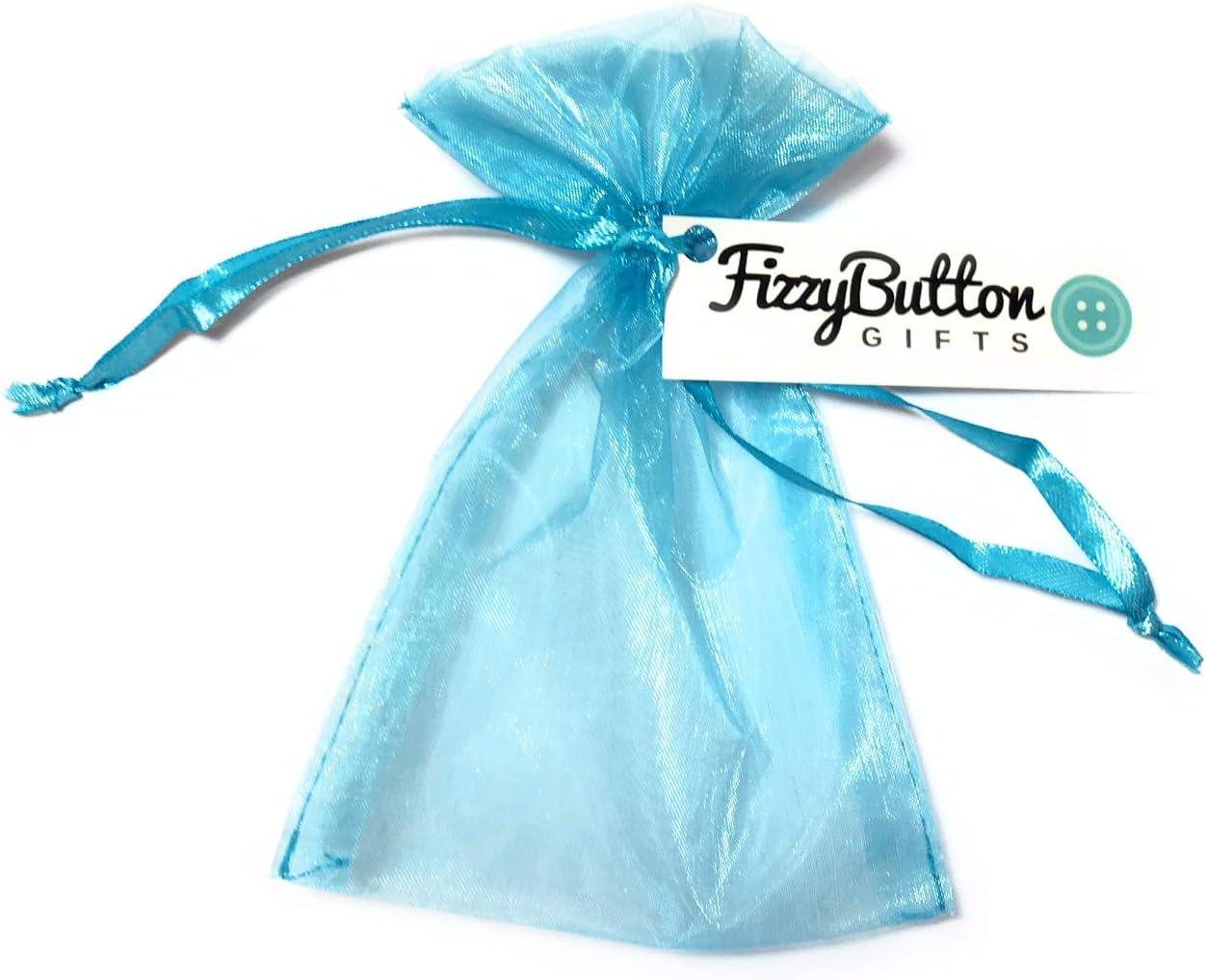 FizzyButton Gifts Silver Tone Koala Charm Mini Bookmark in Gift Bag
