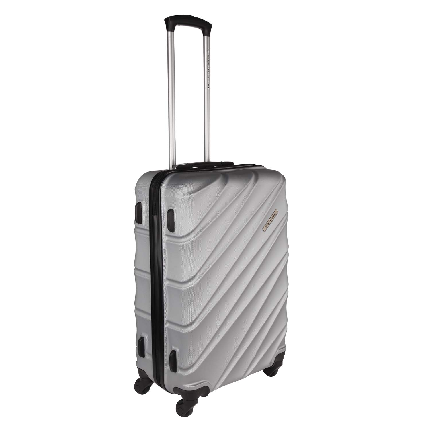 United Colors of Benetton Roadster Hardcase Luggage ABS 77
