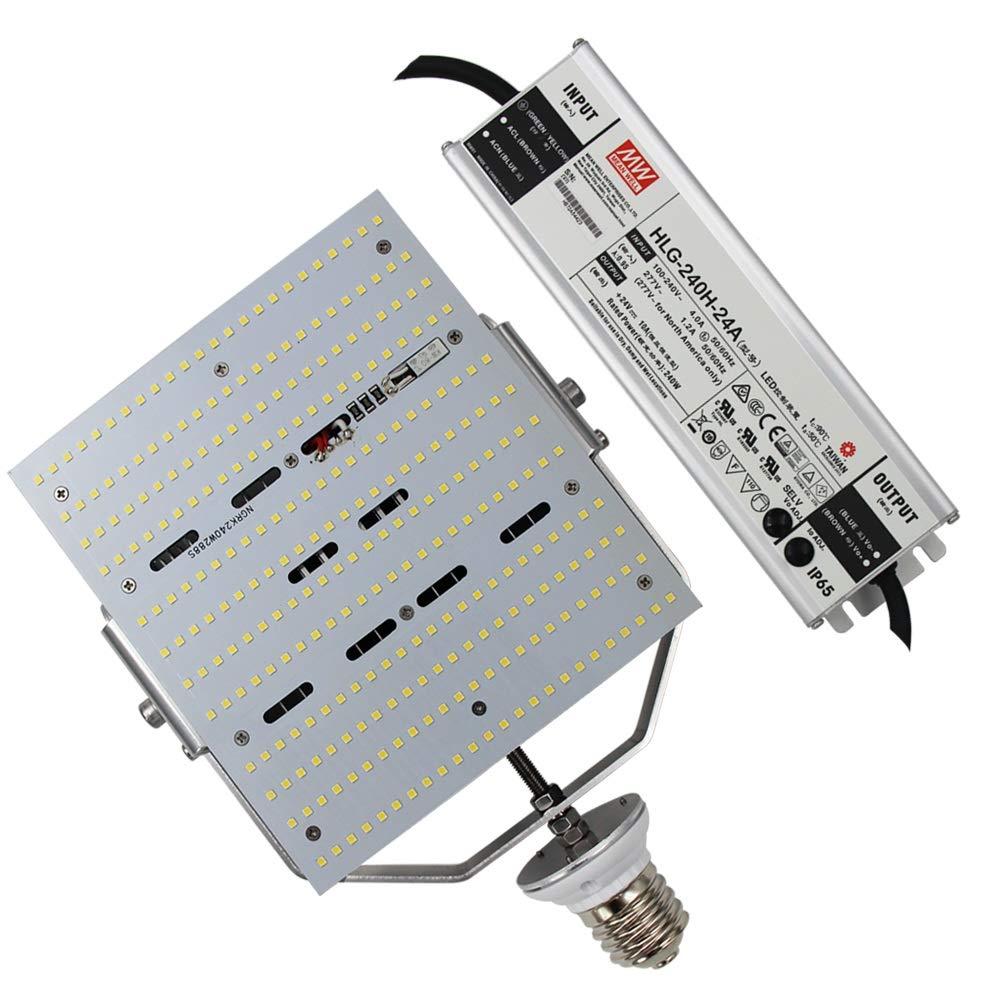 1000watt metal halide replacement led 240w retrofit bulbs 5700k rh amazon com