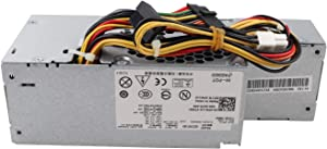 Zoravson FR610 WU136 PW116 67T67 RM112 R224M 235W Power Supply Replacement for Dell Optiplex 580 760 780 960 980 SFF Systems, Model Numbers H235P-00 L235P-01 L235P-00 H235E-00 F235E-00 L235ES-00