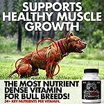 Vita Bully Vitamins for Bully Breeds: Pit Bulls, American Bullies, Exotic Bullies, Bulldogs, Pocket Bullies, Made in The USA. (60 Vitamins) 9