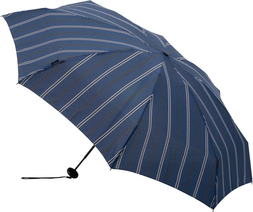 Knirps X1 LIMITED 【限定カラー】 折りたたみ傘 Stripe Navy 【正規輸入品】 KNXL811-259 B004X96BQG