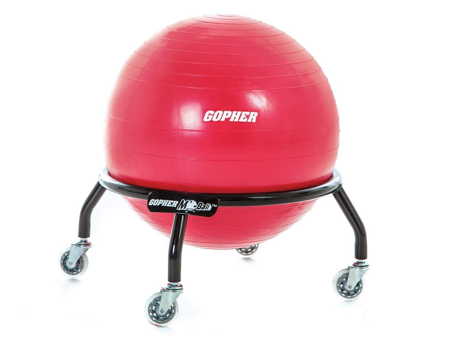 Gopher Mo-Ball Stability Ball Chair