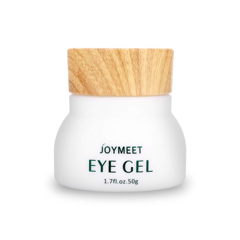 JOYMEET Eye Gel for Puffiness Wrinkles Anti-Wrinkle Anti-Aging All Skin Types 1.7fl.oz. qianmei