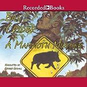 A Mammoth Murder   Bill Crider