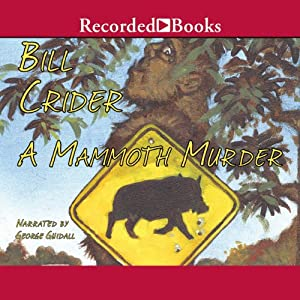 A Mammoth Murder Audiobook