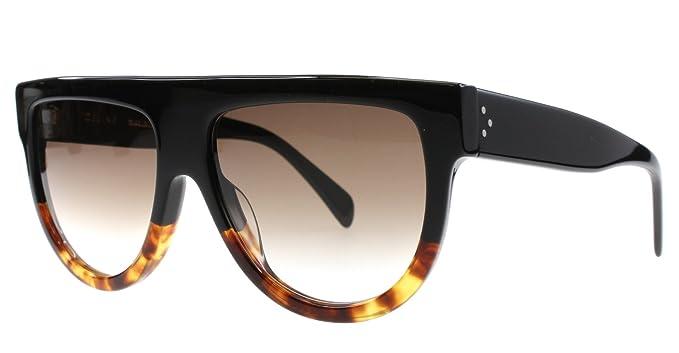 Celine - Gafas de sol - para mujer negro FU55I Talla única ...