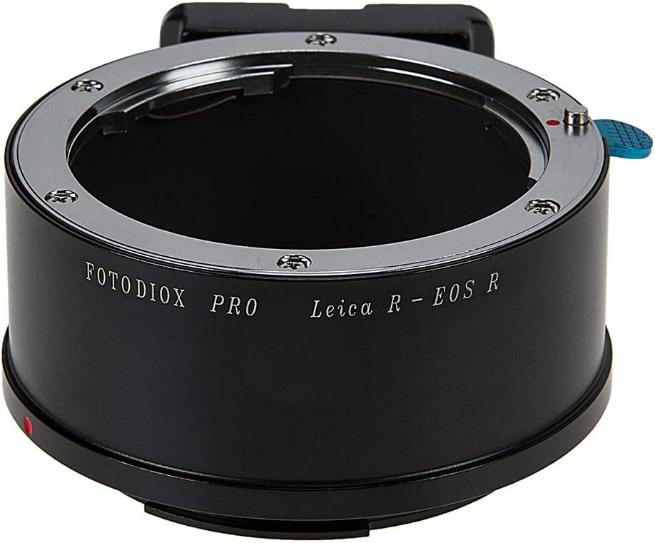 Fotodiox Pro Lens Mount Adapter Compatible with Canon FD /& FL 35mm SLR Lenses to Canon RF Mount Mirrorless Camera Bodies EOS-R