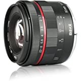 Meike 50mm F1.7 Full Frame Large Aperture Manual Focus Lens for Sony FE E Mount Mirrorless Cameras A7RIII A7III A7RIV A7 A9 NEX 3 3N 5 NEX 5T 5R 6 7 A6400 A5000 A5100 A6000 A6100 A6300 A6500 A6600