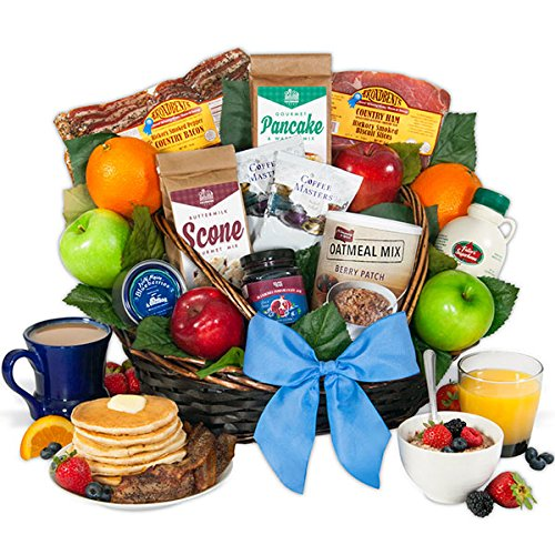 Estate Collection - Fruit Gift Basket by GourmetGiftBaskets.com