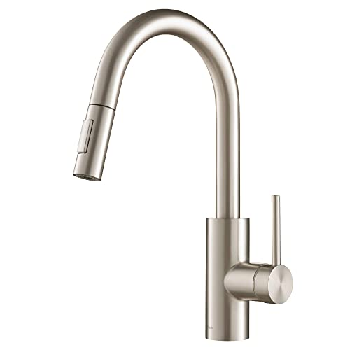 Kraus Kpf-2620ss Modern Oletto Single Lever Kitchen Faucet