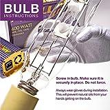 Apollo Horticulture GLBMH600 600 – Watt Metal Halide MH Grow Light Bulb Lamp