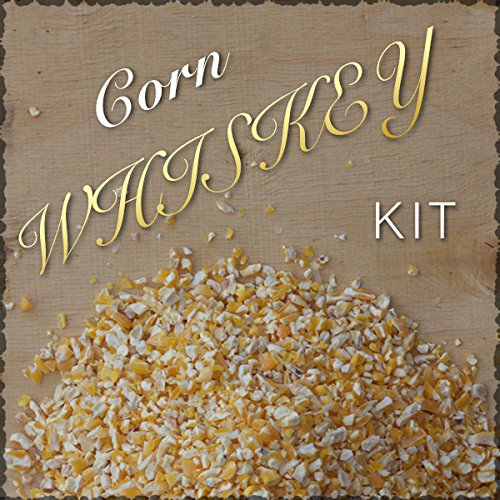 Corn Whiskey & Ingredient Kit and Recipe (Best Corn Whiskey Recipe)