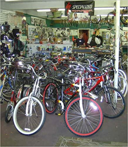 Bicycle Repair Shop Store Start Up Business Plan Sample NEW