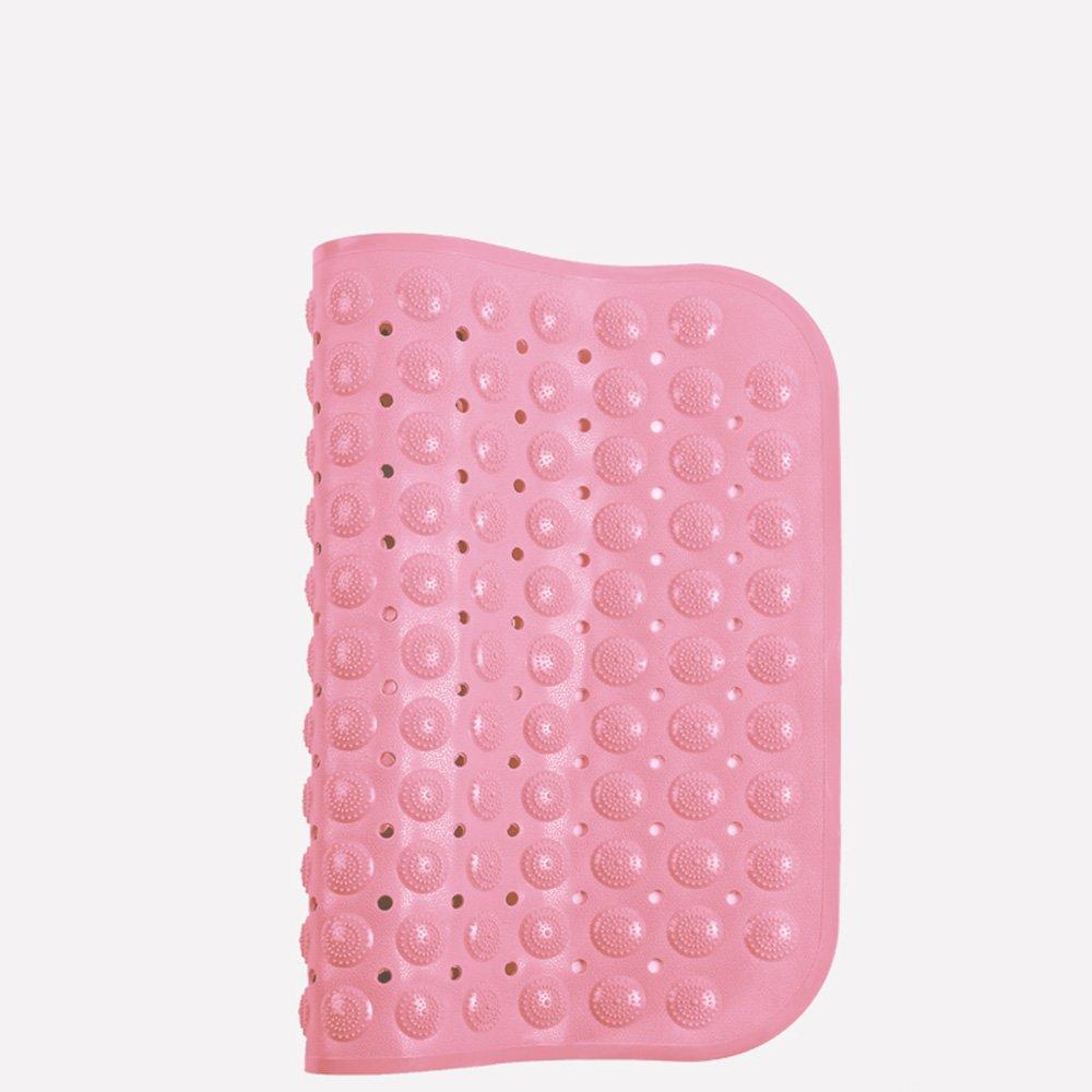 Badematten Hausteppich Badmatten Toiletten WC Dusche Dusche Dusche Home Hotel Badezimmer Wasserdichte Matten Single Anti-Rutsch-Pad (7Farbes optional) (Größe optional) Rutschfeste Matten B075PX87Z3 Duschmatten 4c5c8d