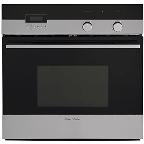 amazon com fisher paykel ob24sdpx4 24 quot 2 0 cu ft single self rh amazon com fisher and paykel oven user manual fisher paykel multifunction oven instruction manual